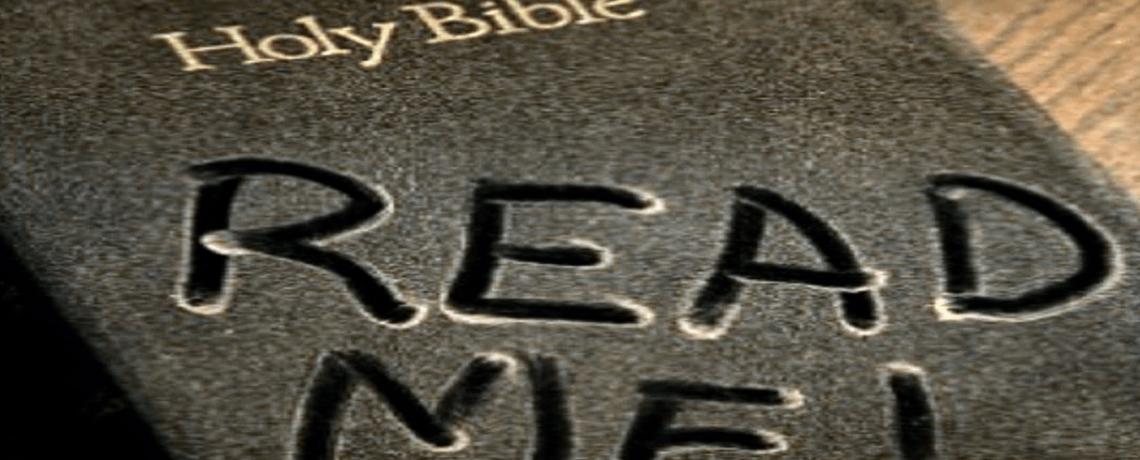 Bible Reading is Fun…Isn't it?