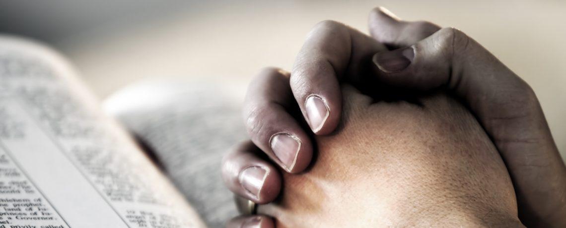 Praying to Pray More Prayerfully